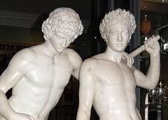 Castor şi Polux - Legendele Olimpului, de Alexandru Mitru