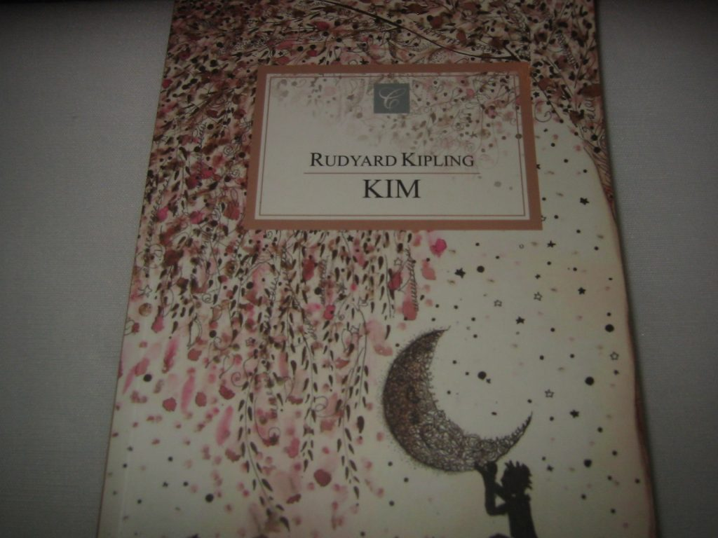 cartea Kim