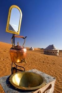 chiuveta in maroc