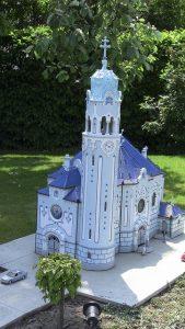 Biserica Albastra Bratislava-miniatura