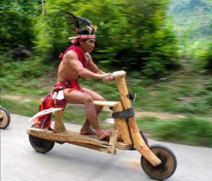motocicleta in filipine