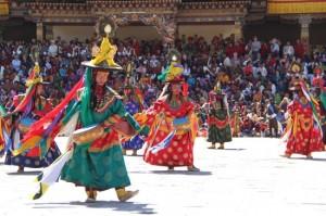 bhutan dans