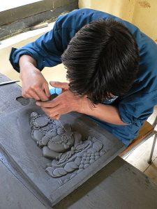 bhutan scoala de arte traditionale