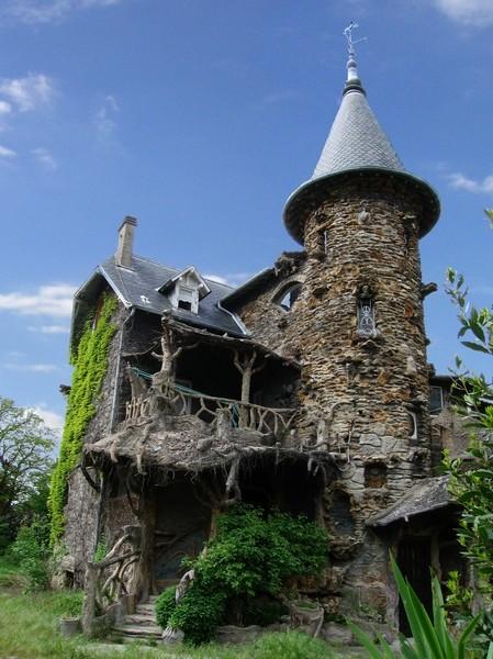 maison de sorciere franta