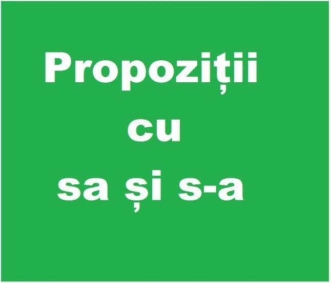 propoziție - Wikționar