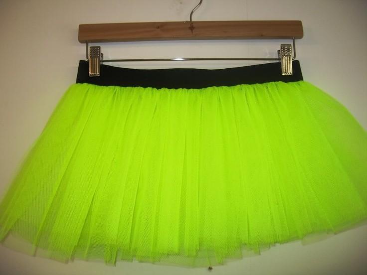 fustita verde neon