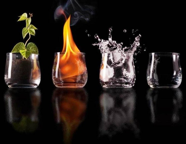 patru elemente