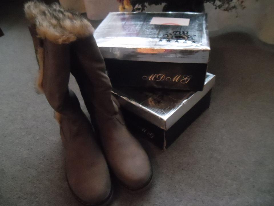 pantofi de dama - cizme