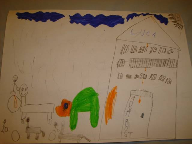 desen facut de Luca