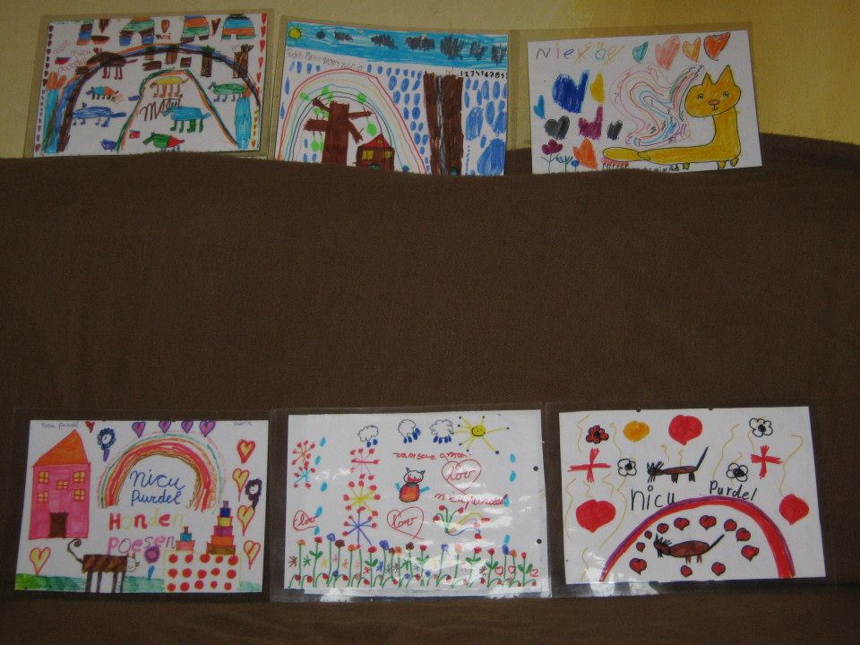 desene facute de copii