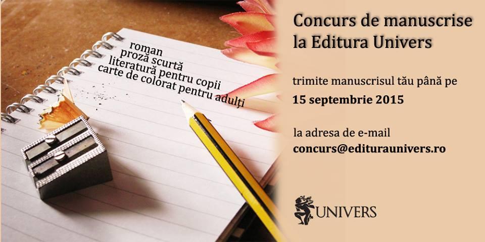 concurs-editura-univers