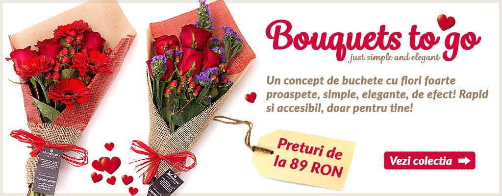 Bouquets-to-go