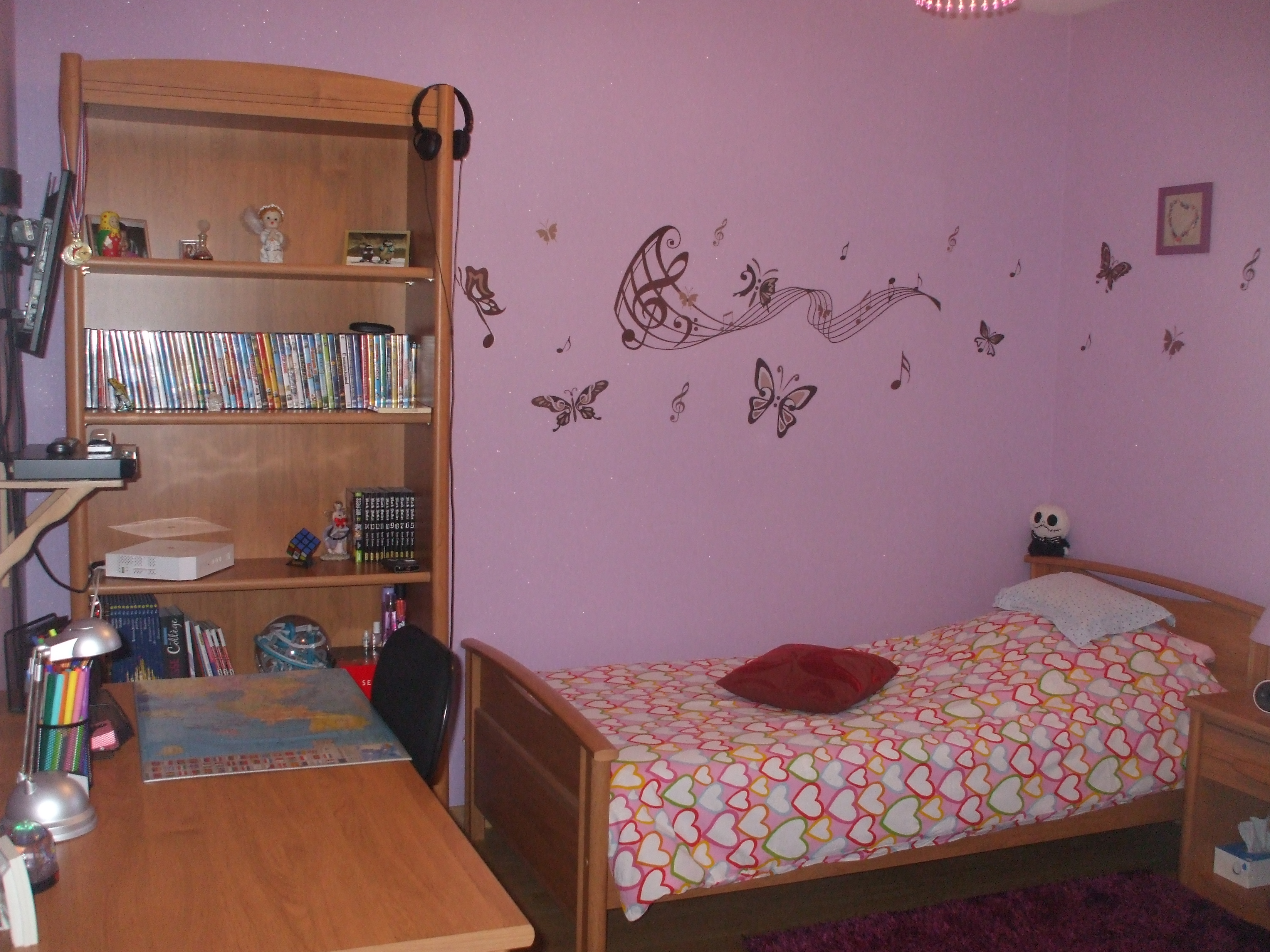 camera fetita 12 ani si 7 luni
