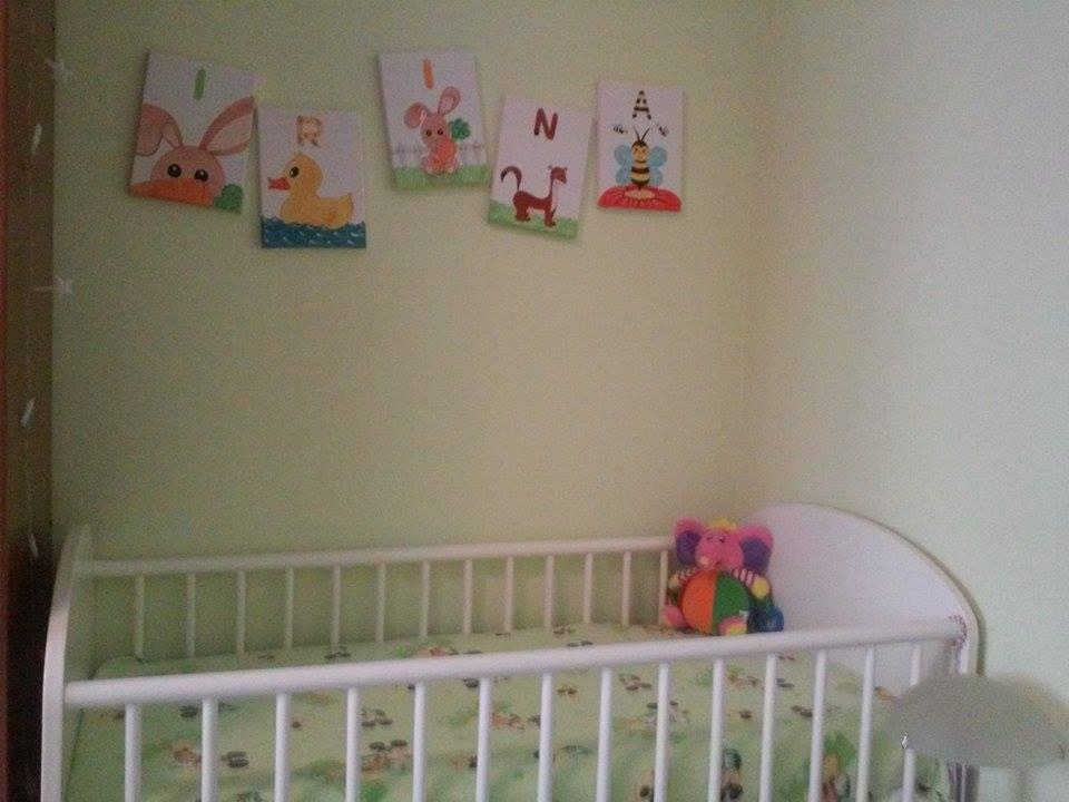 camera fetita 5 luni