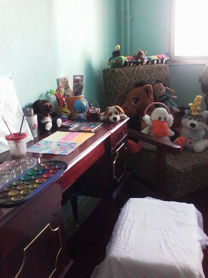 camera fetita 9 ani