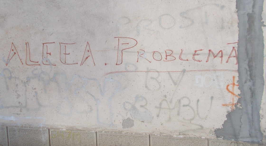 aleea problema