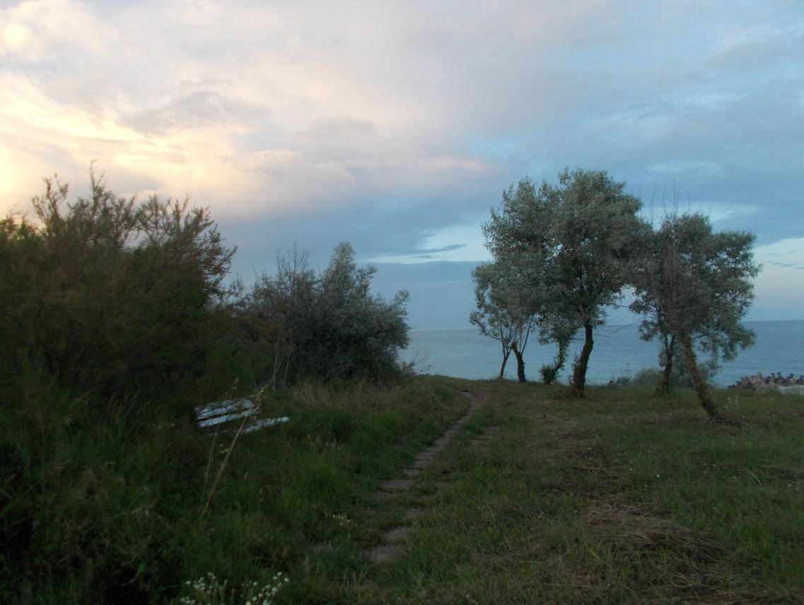 statiunea olimp vedere mare