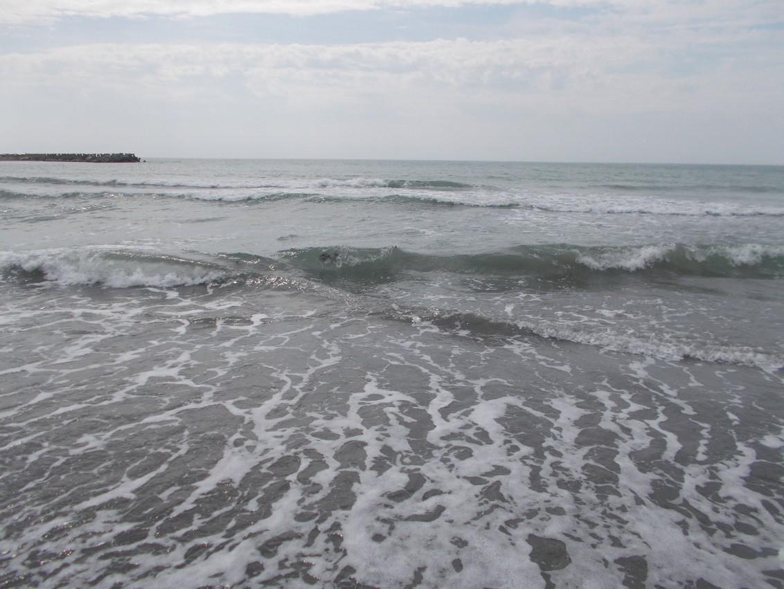 marea cu valuri