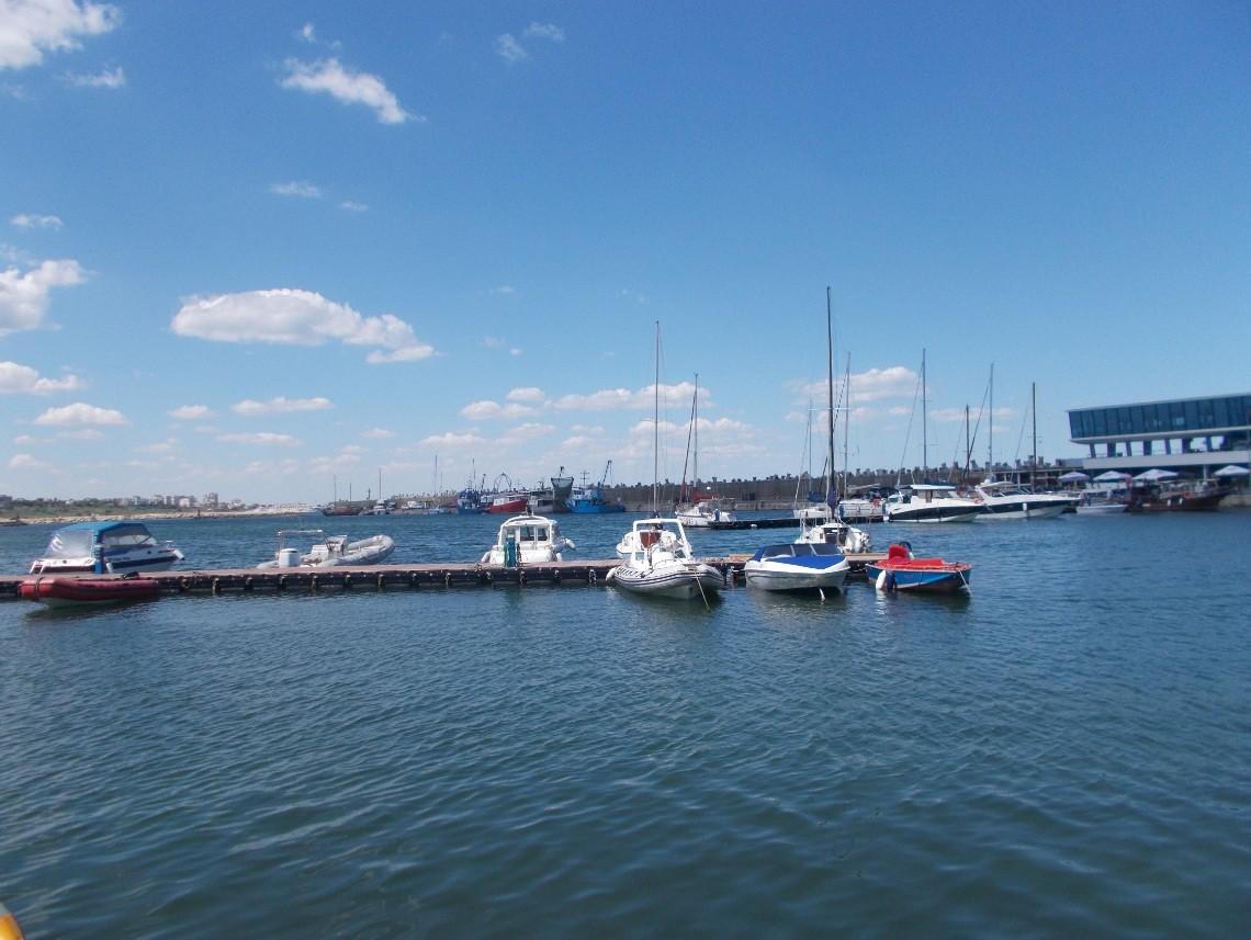 port turistic constanta
