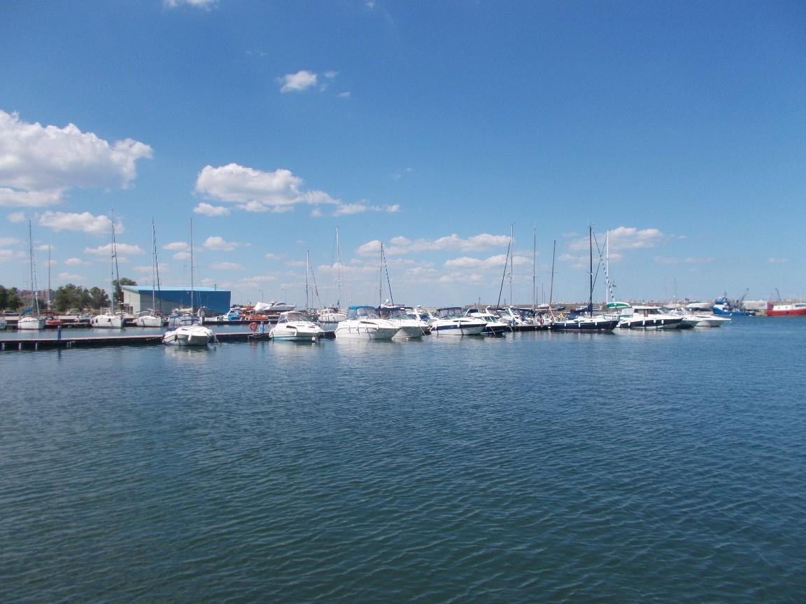 portul turistic constanta